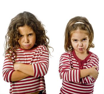 Детские капризы фото