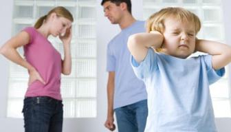 Развод и дети фото