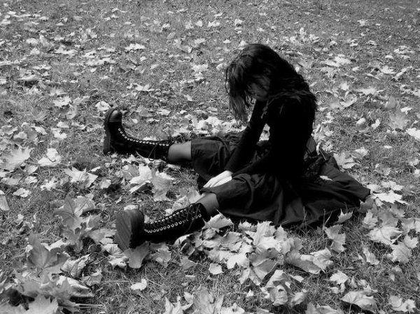 Чувство одиночества фото
