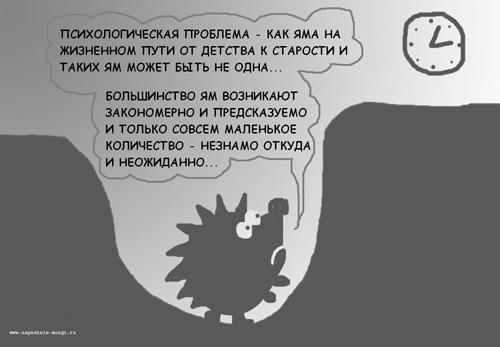 Психологические проблемы