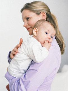 Мама и няня. Фото